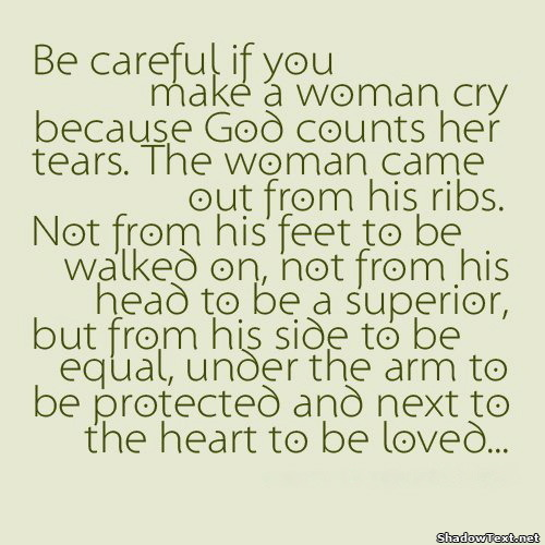 a real woman treats her man quotes - photo #27