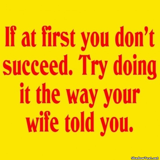 Funny Love Quotes For Husband And Wife : funny wife quotes Quotes