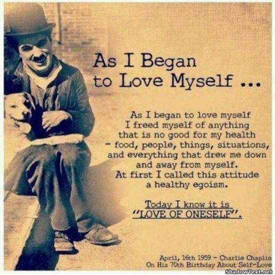 Quotes Of Loving Yourself Prepossessing Love Yourself Quote Picture  Inspiring Quotes And Words In Life